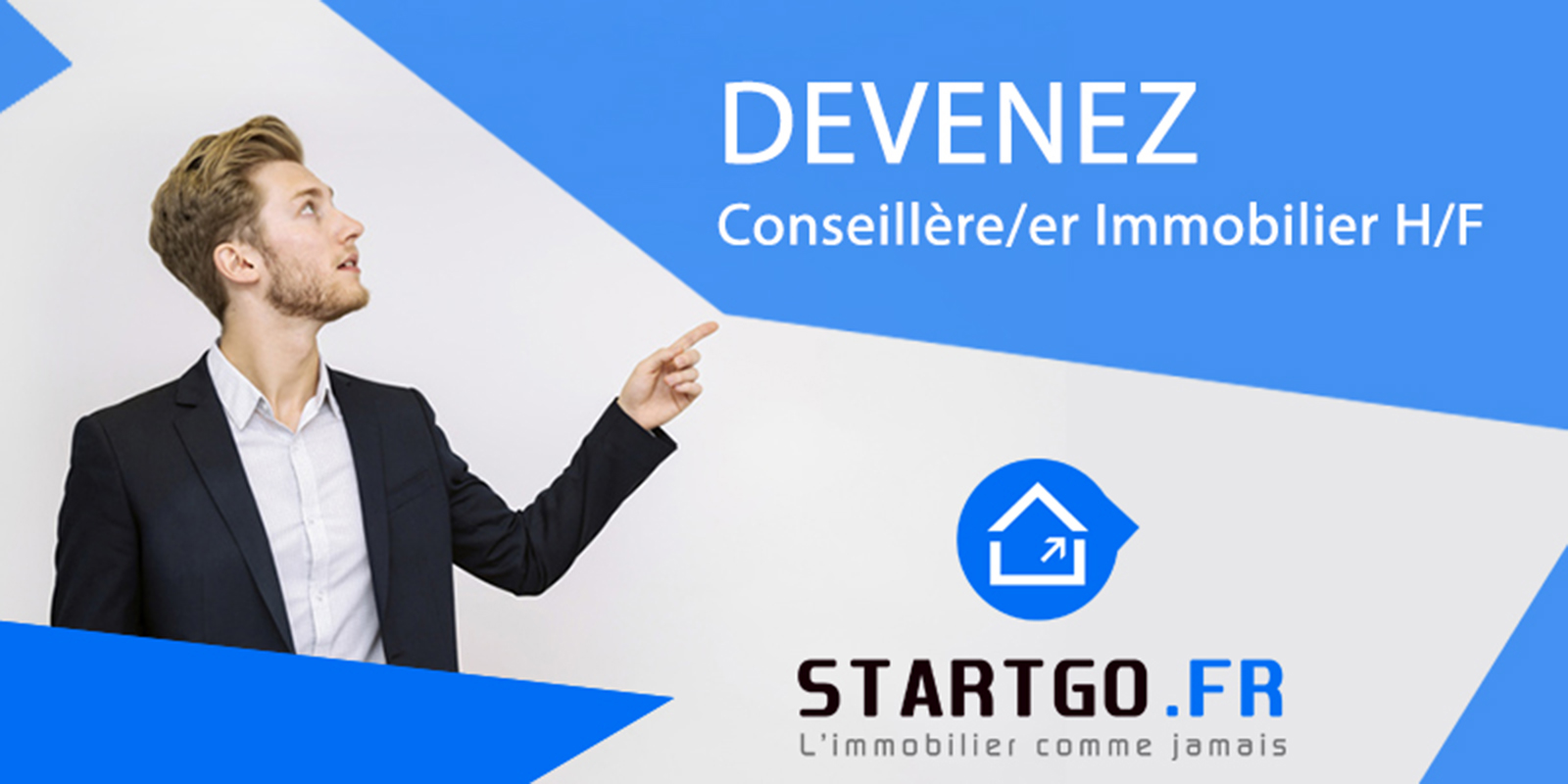 Recrute Agent commercial immobilier sur TOULOUSE H/F